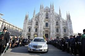 funerale in duomo